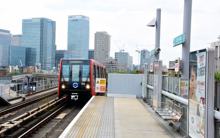 East India DLR